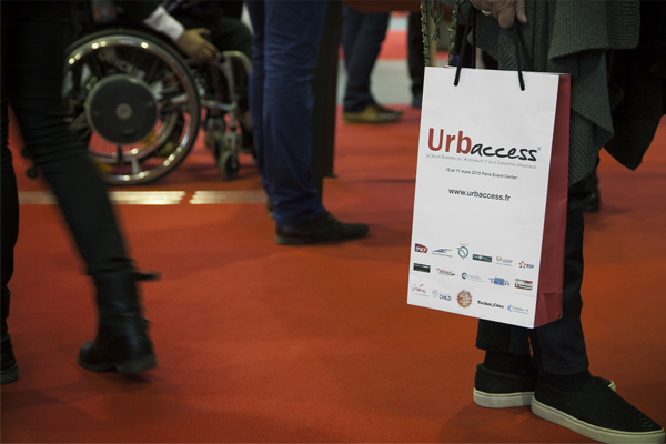 Urbaccess, visuel, OKEENEA