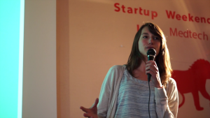 Pitch Startup Weekend, handicap, accessibilité, okeenea