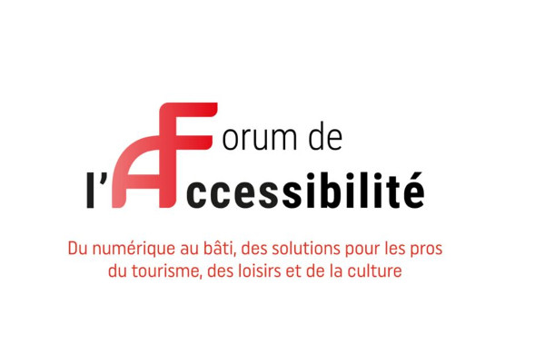 logo Forum accessibilité, OKEENEA, Paris, tourisme, hotels, restaurant