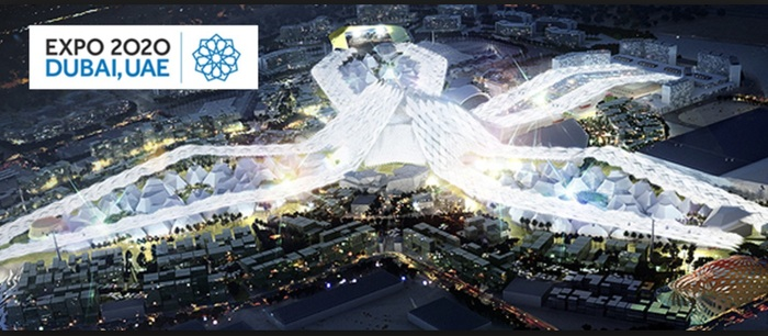 EXPOSITION UNIVERSELLE 2020